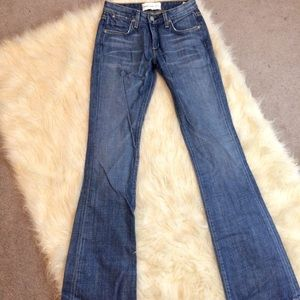 Paper Denim and Cloth Tsunami Medium Wash Jeans 24